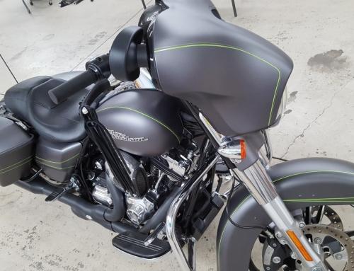 Motorcycle   Pinstriping
